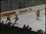 СССР - ШВЕЦИЯ = Чемпионат Мира по хоккею = 1981 год