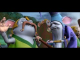 Приключения мышонка (2013) лучшие мультфильмы